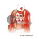 set travestimento per infermiera sanguinosa 3 pezz