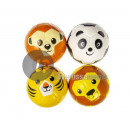 wholesale Outdoor Toys: set of 48 balls squishy animal motifs MIX 15cm