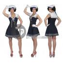 costume da marinaio taglia S / M