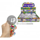 wholesale Outdoor Toys: lot of 216 balls Quetschball muticolores 6.5cm
