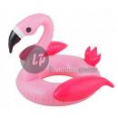 Großhandel Wassersport & Strand: FLAMANT aufblasbare Boje rosa 72x62cm