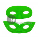 neon fluorescent neon wolf mask GREEN MIX