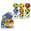 wholesale Outdoor Toys: 144 set of 3 soccer balls MIX 6cm