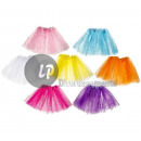set di 240 gonne in paillettes bambino tulle paste