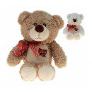 groothandel Home & Living: Teddybeer zitten  met lint en hart 26cm