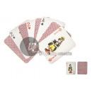 lot of 60 sets of 54 PETIT 4x3cm cards