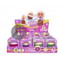 wholesale Perfume: lot of 216 dolls Princess mini scented cupcake