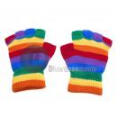 Großhandel Handschuhe:24m grüne Krepp Girlande