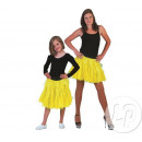 wholesale Skirts: neon yellow tulle skirt woman one size