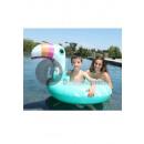 Großhandel Wassersport & Strand: aufblasbare Boje TOUCAN 96x87cm