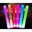 luminous stick foam star tap tap LEDs GREEN 47c