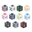 Großhandel Dekoration: Würfel Anti -  Stress fidget Cube 3.8cm