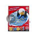 set of 48 mini Bingo games BLUE