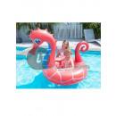 Großhandel Wassersport & Strand: Riesige aufblasbare Boje HIPPOCAMPE 126x110cm