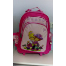 wholesale Suitcases & Trolleys: Children trolley in pink - 1 B goods