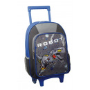 wholesale Suitcases & Trolleys: Children trolley with Dino motif