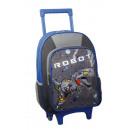 groothandel Koffers & trolleys: Kinderen Trolley met Dino Scene