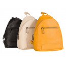 City backpack from Lychee PU