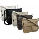 Großhandel Handtaschen: Handtasche Umhängetasche mit Schirmfach STEFANO