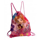 wholesale Shoes: Shoe-gymnastic bag  with teddy for little ladies pi