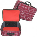 wholesale Suitcases & Trolleys: All-purpose case by STEFANO ruby ​​red