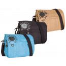 Shoulder bag purse bag nylon STEFANO
