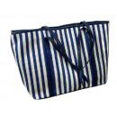 Handbag Bag Canvas Shopper Bernardo Bossi