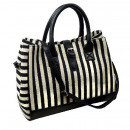 Fashionable Canvas  Bag by Bernardo Bossi