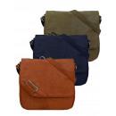 Large  Überschlagtasche  STEFANO in 2 ...