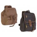 groothandel Rugzakken: Canvas Backpack door STEFANO