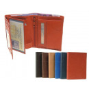 grossiste Bagages et articles de voyage: Portefeuille combiné avec barre intérieure et ferm