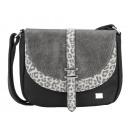 Women's handbag bag shoulder bag rollover