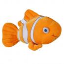 Plush clown fish big