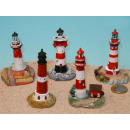 Lighthouses 5 times assorted