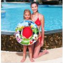 Großhandel Bademode: Schwimmring Micky Mouse DM 56cm