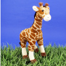 Plush giraffe 30 cm