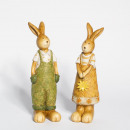 Bunny woman & man