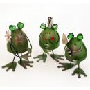 Frog La Rana 14cm H