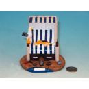 Money box beach chair 11cm