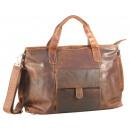 Großhandel Reise- und Sporttaschen: Hochwertige Reisetasche aus Echt Leder