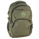 Backpack in linen look
