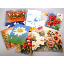 grossiste Cartes de vœux: 15-pcs. Set cartes postales