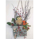 "wholesale Houshold & Kitchen: Owl Pendant ""basket"""