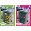 wholesale Gifts & Stationery:Garbage stickers sorted