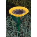 Großhandel Kunstblumen: Vogelfutterspender  Sonnenblume
