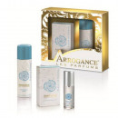 wholesale Room Sprays & Scented Oils: Arrogance Fleur de Crystal Gift