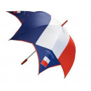 Großhandel Taschen & Reiseartikel: Fan Artikel Regenschirm Serbien