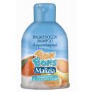 gel douche MALIZIA BonBons Mandarine & Cotton