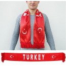 grossiste Gadgets et souvenirs: Fan Écharpe - Turquie TR01