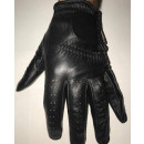 wholesale Gloves: Golf Gloves by  Propanther Black leather